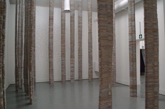 Durante O Caminho Vertical, 2005
