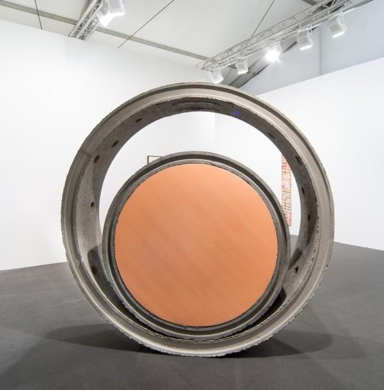Public Sculpture (pouff 6), 2014