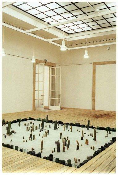 Psycho Garden (Cactuses), 2000
