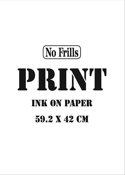 Print, 2007