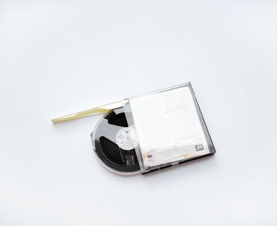 Untitled. Half-inch reel, 2007