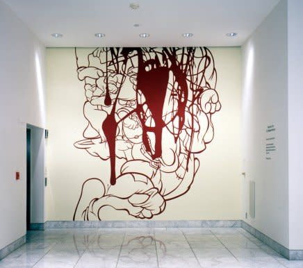 Hammer Project: Arturo Herrera, 2001