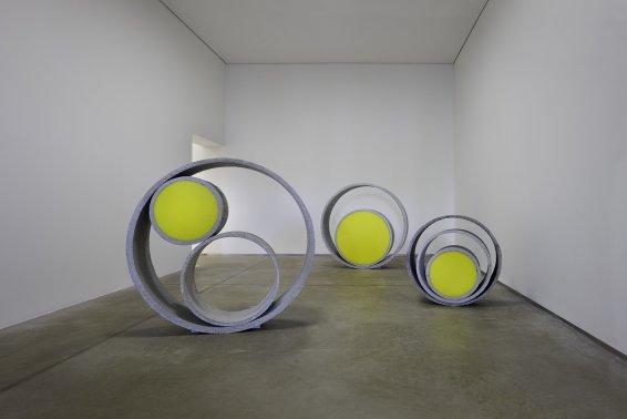 installation view, Instituto Inhotim, Minas Gerais, 2010