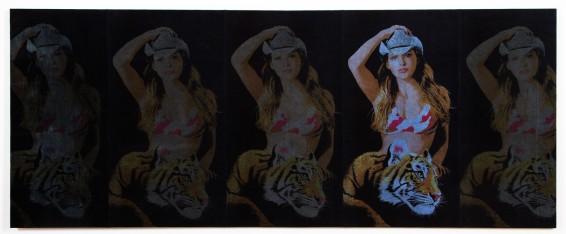 Amazons (Painting V), 2014