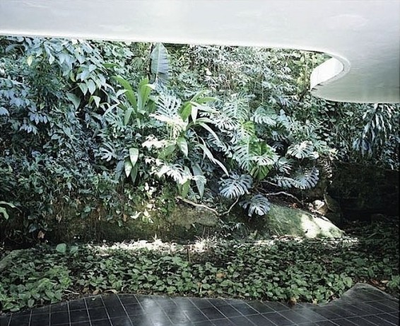 Untitled (Casa das Canoas #12), 2003