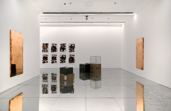 Installation view, Ullens Center for Contemporary Art, Beijing, 2011