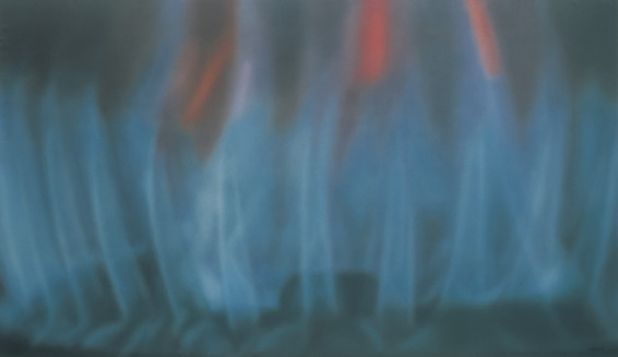 Untitled (Flame), 2000