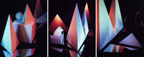 Barbara Kasten: Works, Kunstmuseum Wolfsburg
