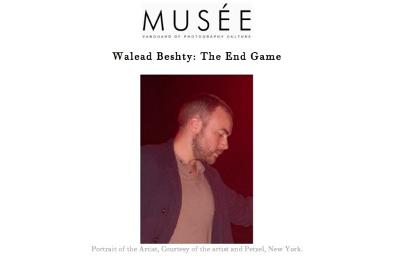Walead Beshty: The End Game
