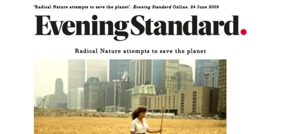 Radical Nature attempts to save the planet