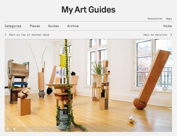 Abraham Cruzvillegas: The Autoconstrucción Suites 'Art in Process' as a way of life