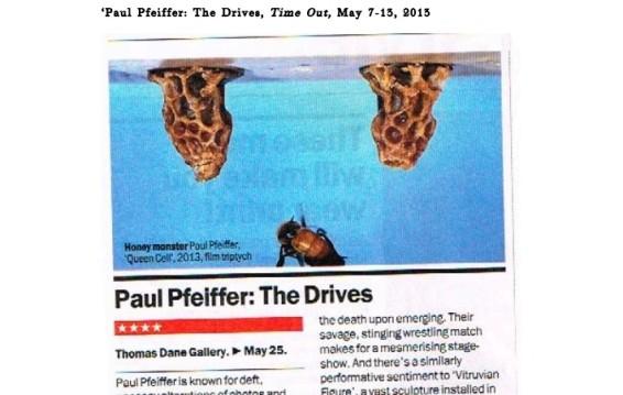 Paul Pfeiffer: The Drives