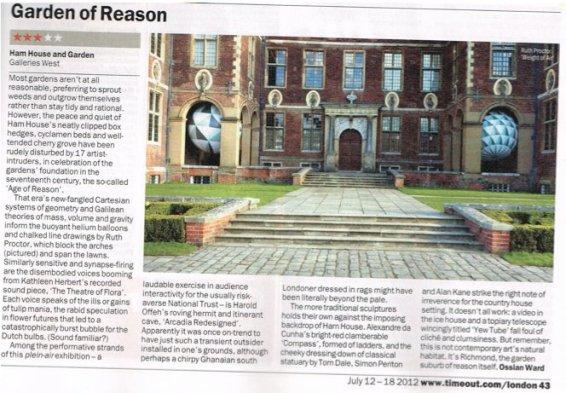 Garden of Reason