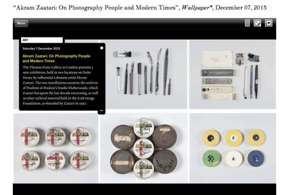 Akram Zaatari: On Photography People and Modern Times
