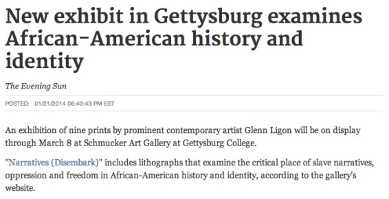 New exhibit in Gettysburg examines African-American history and identity