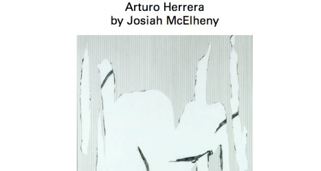 Artists in Conversation: Arturo Herrera by Josiah McElheny