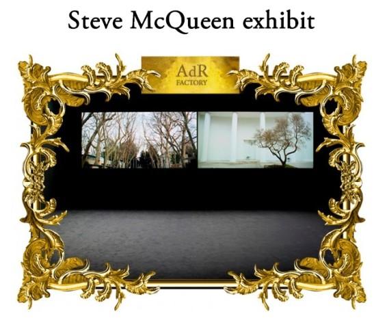 Steve McQueen exhibit