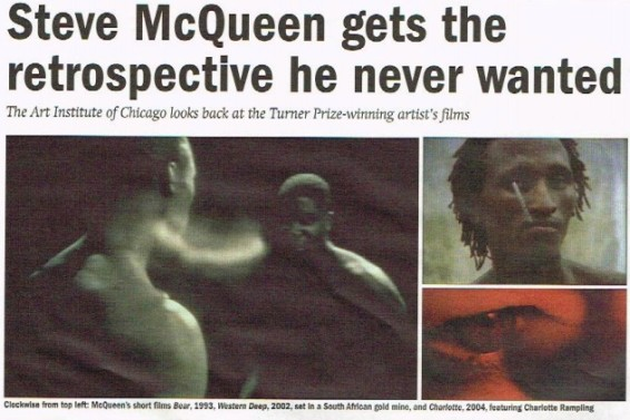 McQueen gets the retrospective that he never wanted