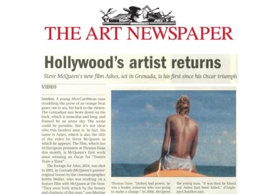 Hollywood's artist returns