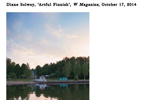 Artful Finnish