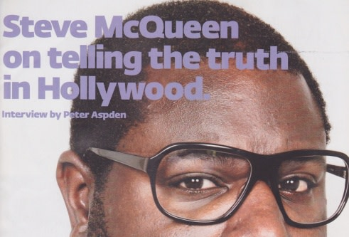 Steve McQueen on telling the truth in Hollywood