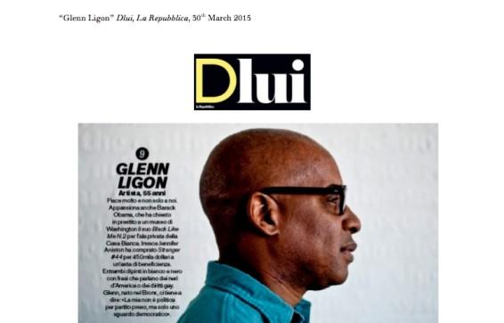 Glenn Ligon