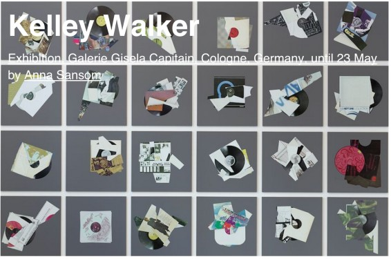 Kelley Walker: Exhibition, Galerie Gisela Capitain