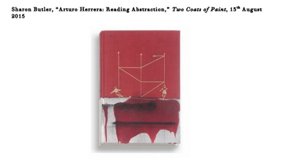 Arturo Herrera: Reading Abstraction