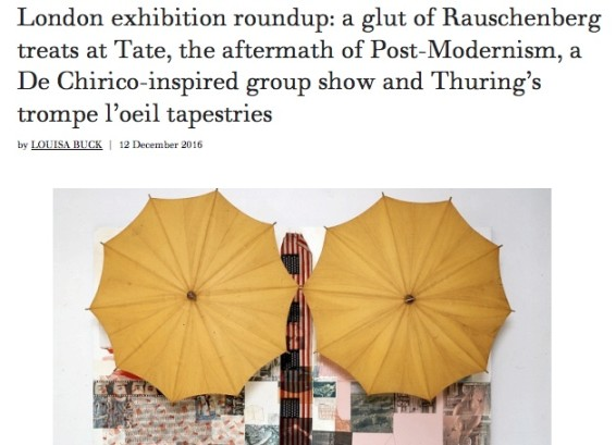 London exhibition roundup