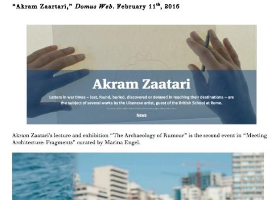 Akram Zaartari