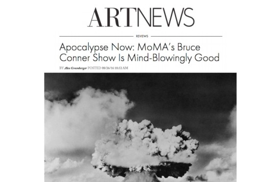 Apocalypse Now: MoMA's Bruce Conner Show Is Mind-Blowingly Good