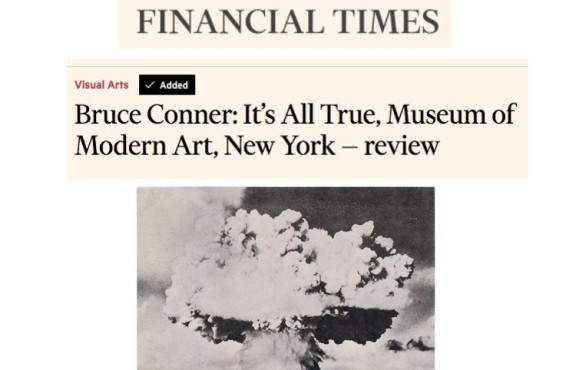 Bruce Conner: It's All True, Museum of Modern Art, New York – review