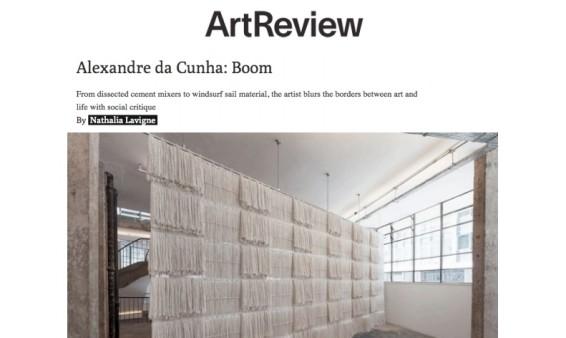Alexandre da Cunha: Boom