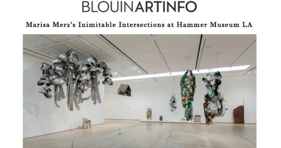 Marisa Merz's Inimitable Intersections at Hammer Museum LA