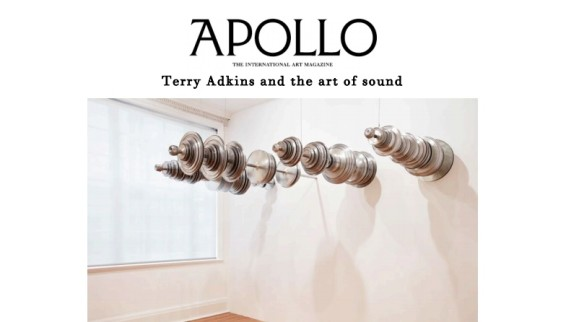 Terry Adkins and the art of sound