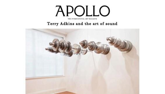 Terry Adkins - Press | Thomas Dane Gallery