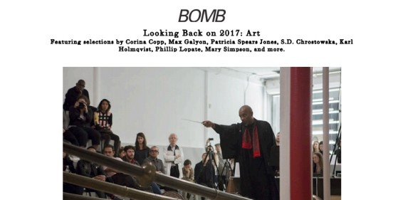 Looking Back on 2017: Art