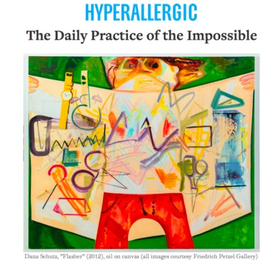 The Daily Practice of the Impossible