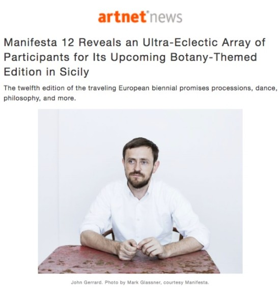 Manifesta 12 Reveals an Ultra-Eclectic Array of Participants for Its Upcoming Botany-Themed Edition in Sicily
