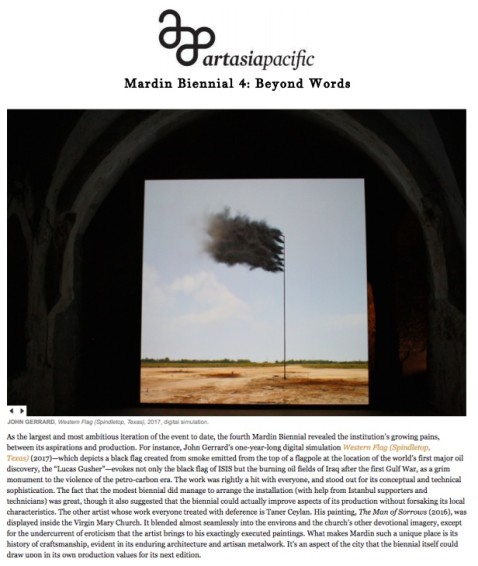 Mardin Biennial 4: Beyond Words