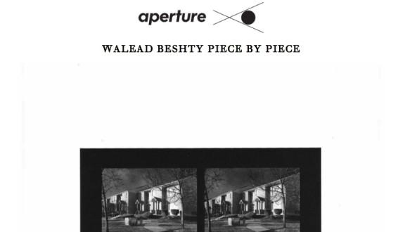 Walead Beshty piece by piece