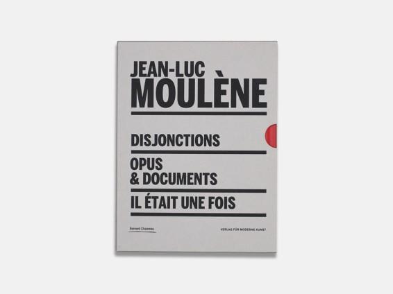 Jean-Luc Moulène: Disjonctions, Opus & Documents, Il Était Une Fois