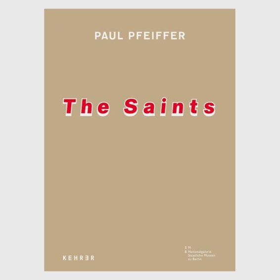Paul Pfeiffer: The Saints