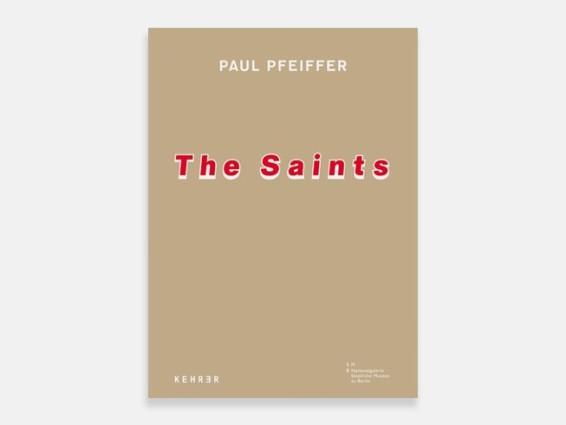 Paul Pfeiffer: The Saints
