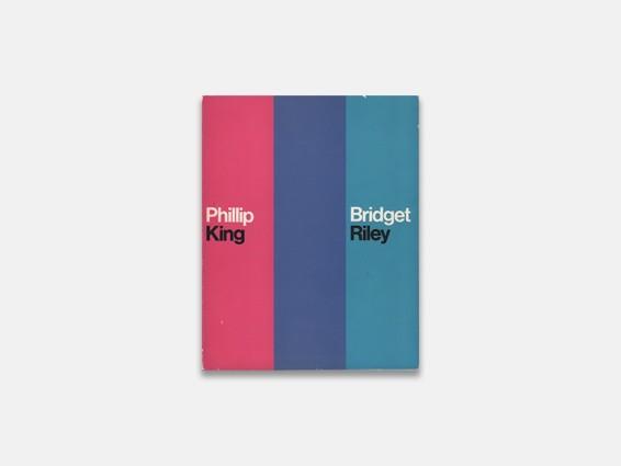 Philip King, Bridget Riley: Beelden, Schilderijen en tekeningen