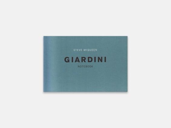 Steve McQueen: Giardini: Notebook