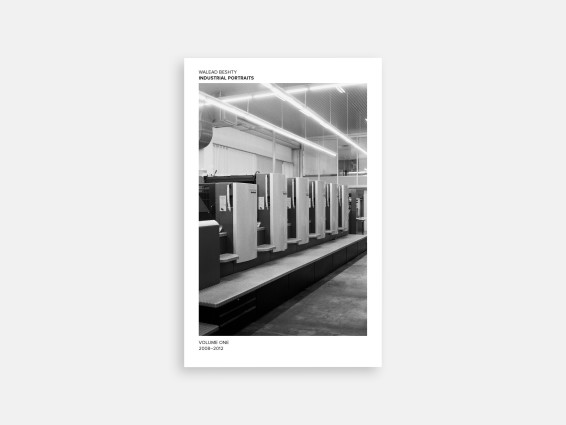 Walead Beshty: Industrial Portraits