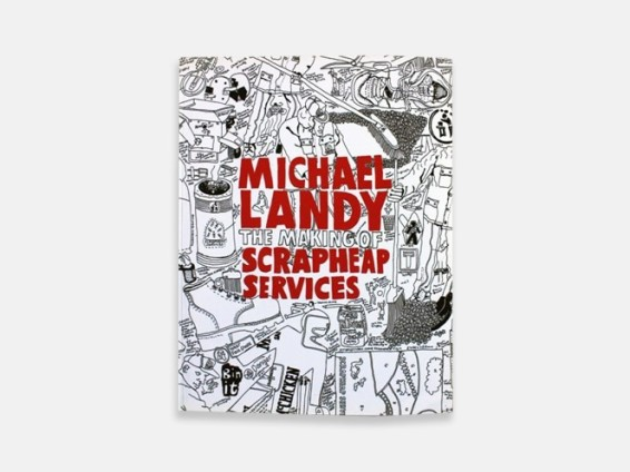 Michael Landy: The Making of Scrapheap Services