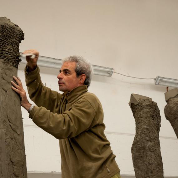 Yves Dana retrospective opening at Musée Arlaud à Lausanne