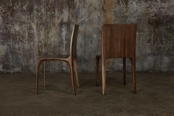 Ash chair, 2018